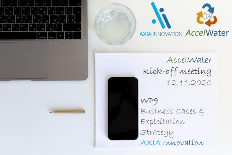AccelWater Kickoff